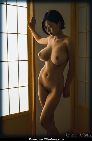 Tinami - Nice Asian Woman with Nice Naked Real Ddd Size Breasts (Hd 18+ Pix)