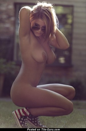 Image. Nude wonderful girl with big tittes photo