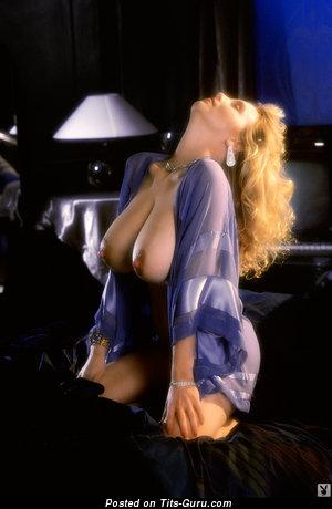 Shelley Jamrson - Cute Playboy Blonde Babe with Cute Bald Dd Size Boobs (Hd 18+ Pix)