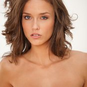 Malena Morgan - beautiful girl with medium natural tots picture