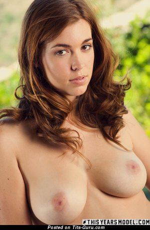 Dannie Summers - Fine Gal with Fine Bare Real Firm Jugs (Hd Xxx Wallpaper)