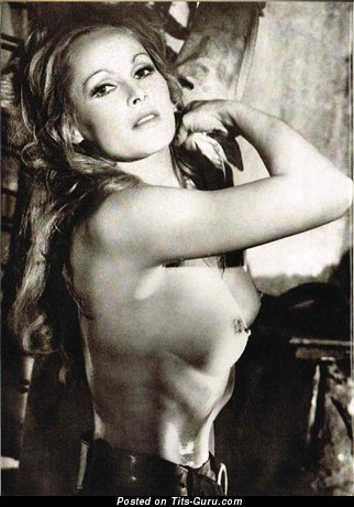 Image. Ursula Andress - nude amazing female with natural breast pic