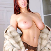 Betti Ballhaus - beautiful girl with big natural breast picture