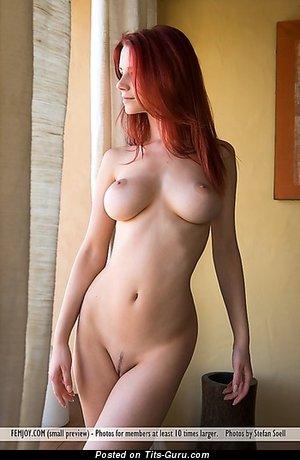 Изображение. сиськи фото: рыжие, большие сиськи