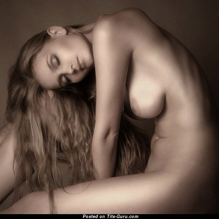 Image. Naked hot woman with big natural tittys image