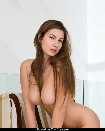 Image. Amazing girl with big natural boobs pic