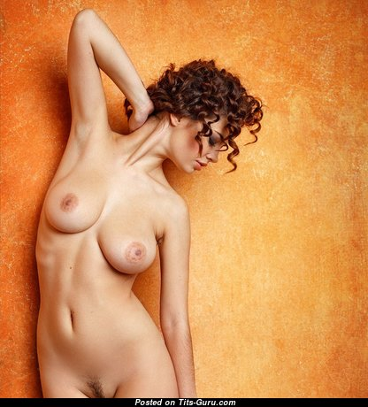 Elegant Babe with Elegant Naked Real Average Boobys (Hd Sex Wallpaper)