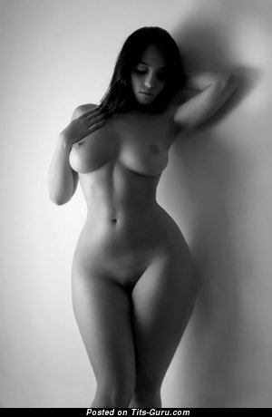 Image. Wonderful female with big natural tittes image