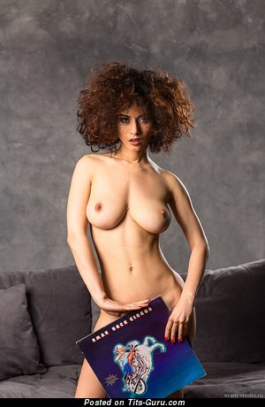 Image. Anastasia Shpits - sexy nude hot girl with natural tittes image
