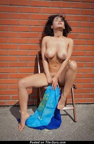 Naked wonderful female image
