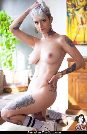 Image. Sab Suicide - hot lady with big natural boobs image