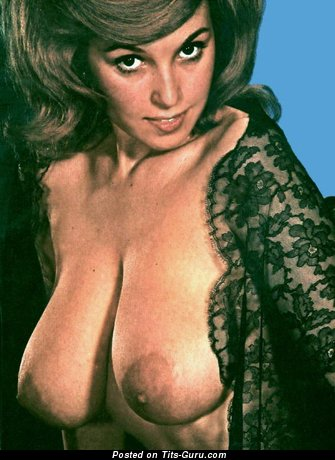 Image. Juli Williams - nice woman with big natural boobs vintage