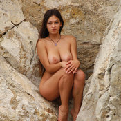 Sofi A - awesome woman with big natural tittys pic