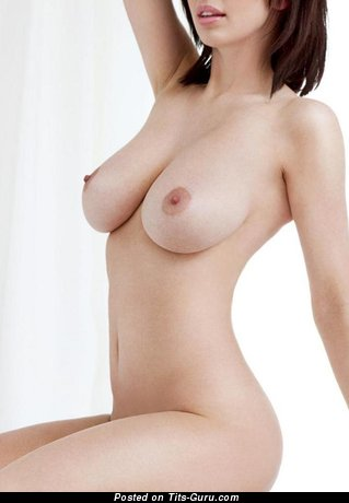Image. Nude awesome girl with big natural boobs picture