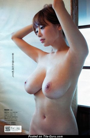 Image. Rion - nude asian with big natural tittys pic