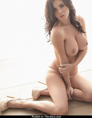 Image. Beautiful lady with big natural tittes pic