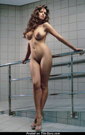 Image. Nude awesome girl with big breast picture