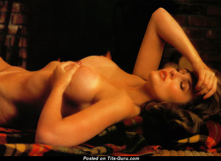 Cathy Larmouth - Handsome Topless American Playboy Red Hair (Vintage Hd Sex Pic)