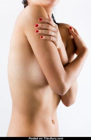 Sexy naked wonderful lady photo
