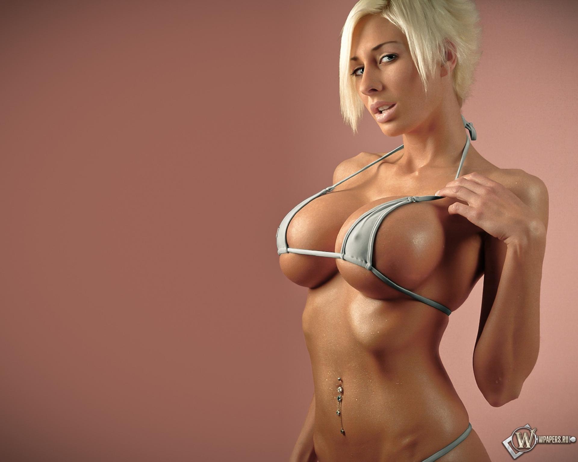 Сексуальные девушки с большими формами 4 фотография