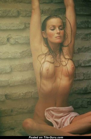 Bo Derek - Fine Topless American Blonde Actress with Fine Bald Natural Tight Tittys (Hd Xxx Pic)