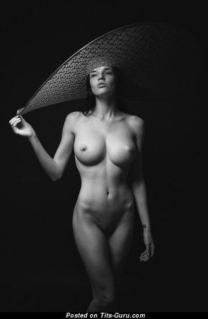 Изображение. Изображение шикарной голой женщины