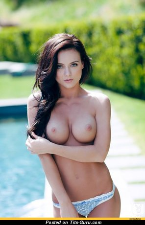 Image. Naked hot woman with medium tits pic