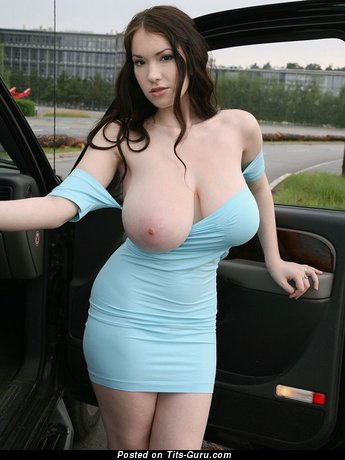 Image. Awesome woman with huge natural tits pic