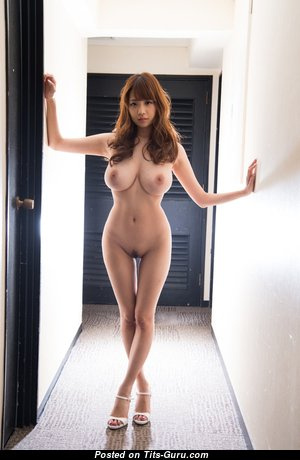 Utsunomiya Shion - Good-Looking Asian Playboy Brunette Girlfriend & Babe with Good-Looking Bald Real Very Big Boob & Sexy Legs (Hd Xxx Foto)