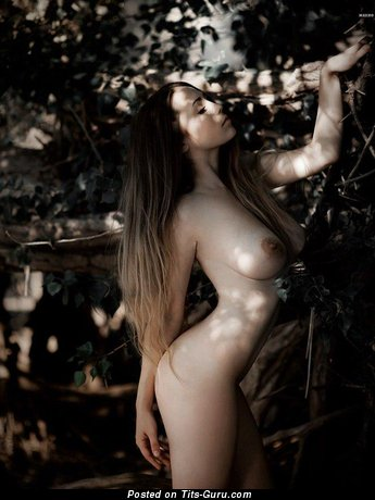 Naked awesome woman image