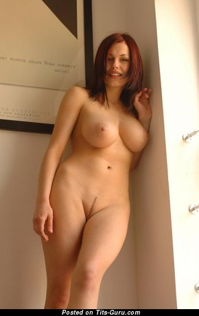 Image. Nude amazing woman with big natural breast picture