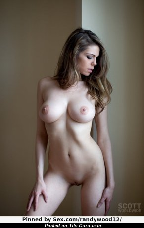 Image. Nice female with big natural boobs picture