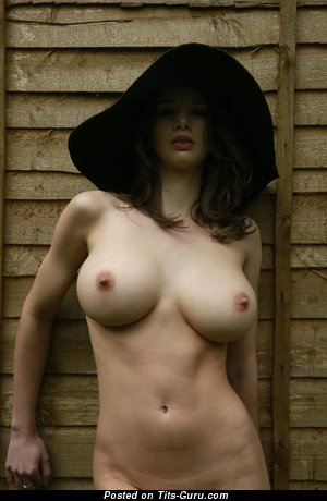 Image. Hot girl with big natural boobs picture