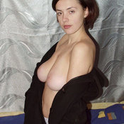 Anna - nice lady with big natural tots photo