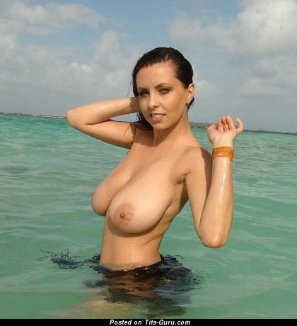 Ewa Sonnet: nude nice female with big natural tittes photo