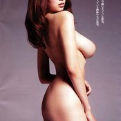 Rara Anzai - awesome woman with big natural tittys pic