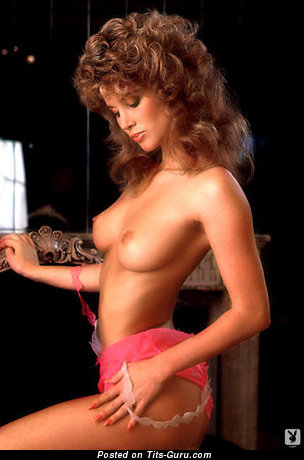Image. Debi Johnson - naked awesome lady with medium natural tits photo