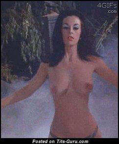 Image. Wonderful woman with medium tittes gif