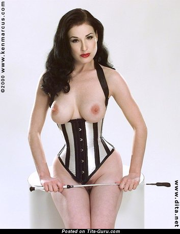 Dita Von Teese - Fascinating American Dame with Fascinating Naked Substantial Jugs (Xxx Pix)