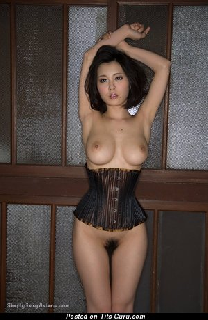 Cina Matsuoka - Fascinating Topless Asian Brunette Babe with Fascinating Nude Soft Tits (Hd Sex Photoshoot)
