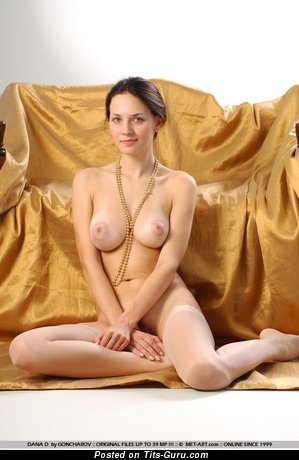 Image. Dana D - naked amazing girl with big natural tits image