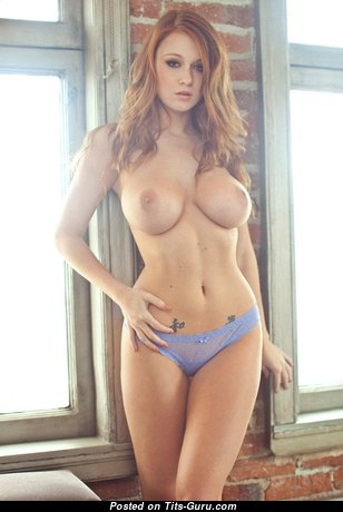 Fascinating Babe with Fascinating Bare Real Normal Boobie (Hd Porn Photoshoot)