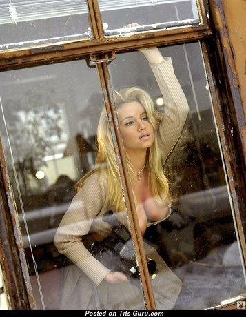 Camille Donatacci - Perfect Nude Blonde Babe (18+ Foto)
