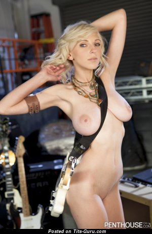 Hopeless So Frantic - Marvelous Blonde Babe with Marvelous Naked Real D Size Jugs (Hd Xxx Picture)