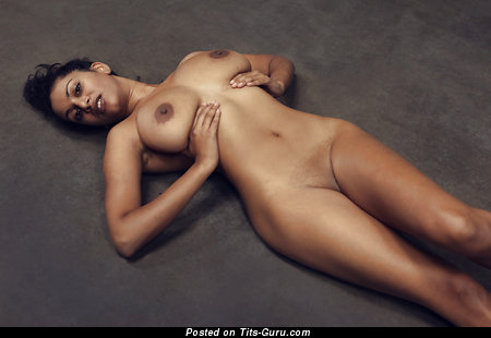 Image. Naked latina with medium natural breast pic