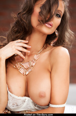 Wonderful Babe with Wonderful Defenseless Real Medium Sized Titty (Porn Wallpaper)