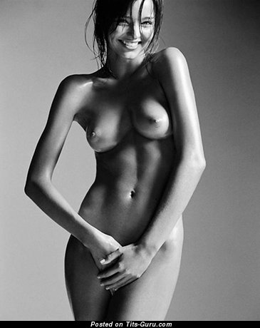 Nude amazing lady photo