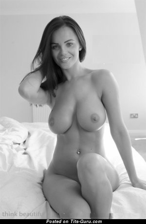 Image. Beautiful female with big natural tittes photo
