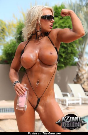 Naked awesome female pic