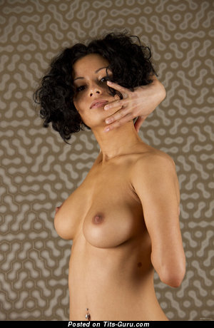 Image. Pammie Lee - naked wonderful lady with medium natural tittys photo